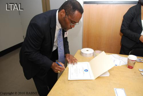 Chairman Jackson Rockingster Signing Certificates009